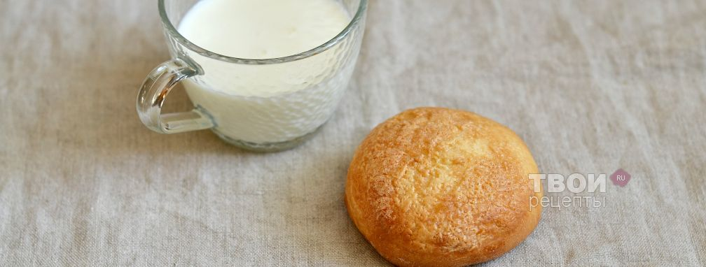 Сахарные булочки - Рецепт