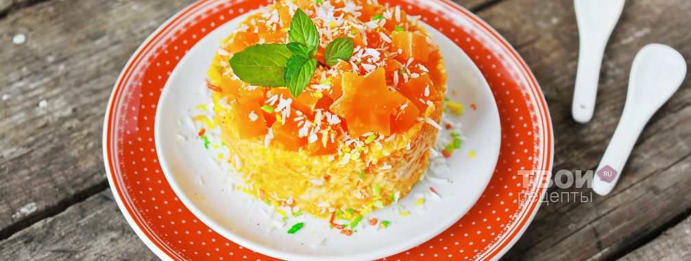 Салат Морковка - Рецепт