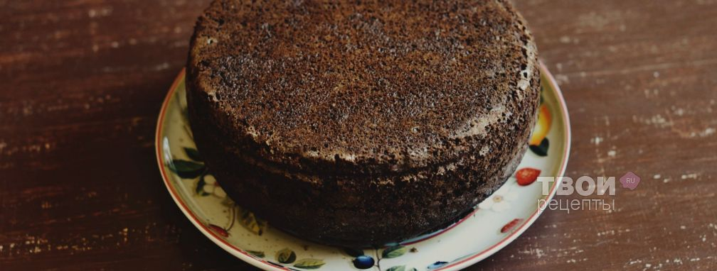 Шоколад на кипятке - Рецепт