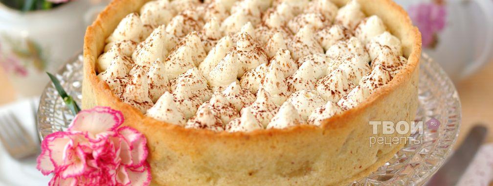 Шоколадный тарт с карамелью и соленым арахисом - Рецепт