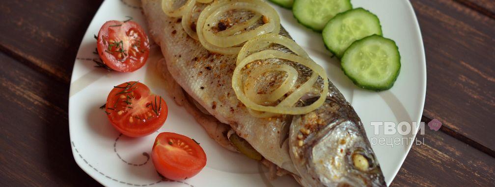 Сибас в лаймовом маринаде - Рецепт