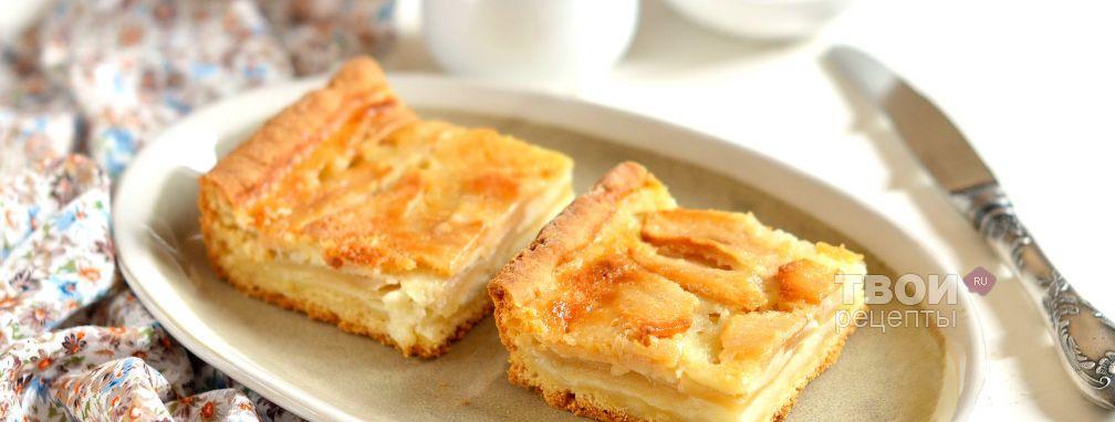 Сметанный пирог - Рецепт