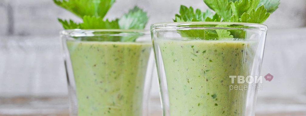 Смузи для похудения - Рецепт