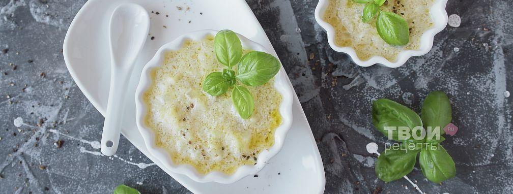 Соус из кабачков - Рецепт