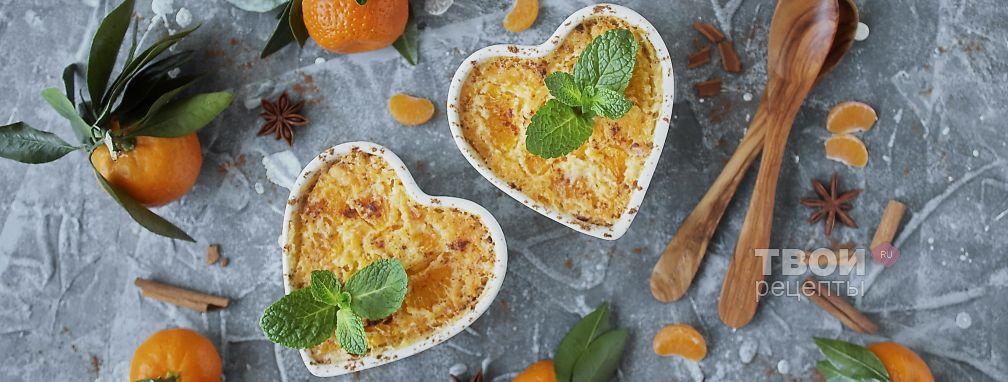 Суфле из творога - Рецепт