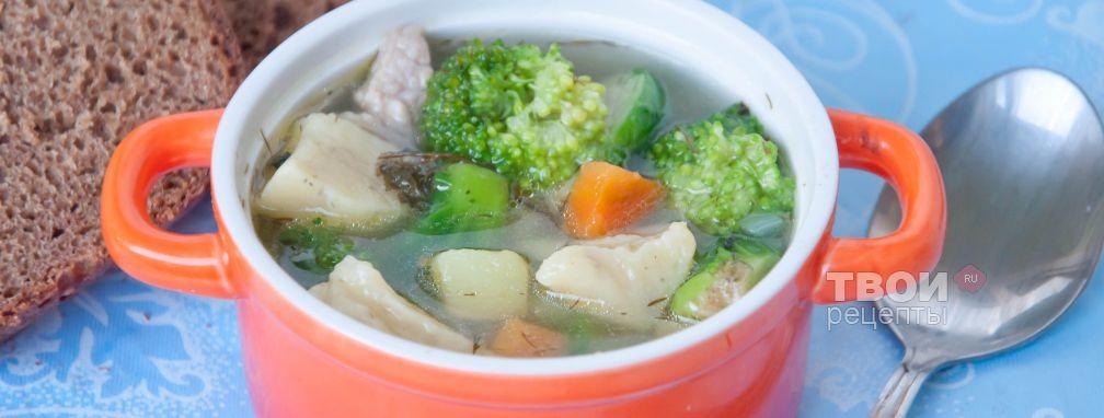 Суп из брокколи - Рецепт