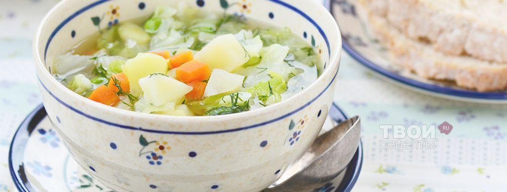 Суп из капусты - Рецепт