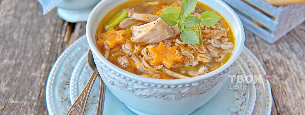 Суп из кролика - Рецепт