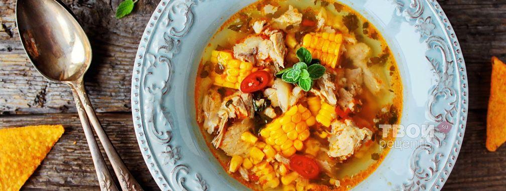Суп из свинины - Рецепт
