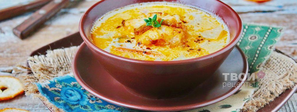 Рыбный суп из трески - Рецепт
