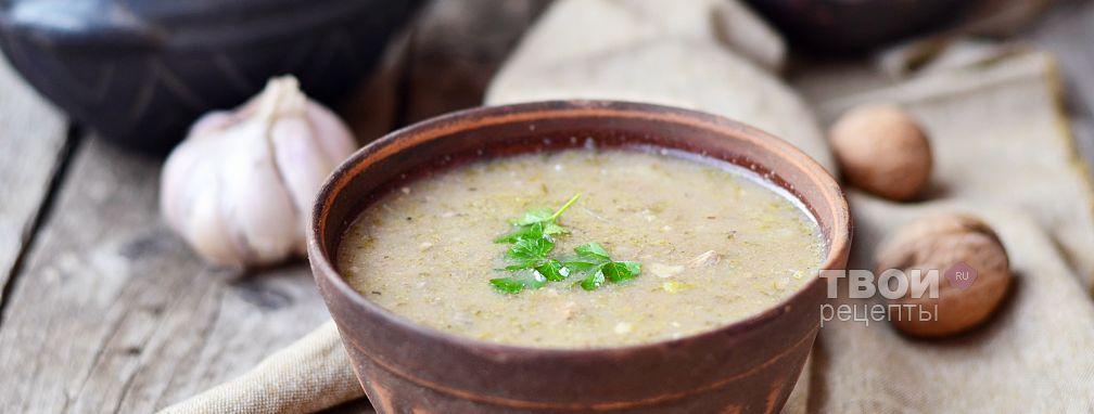 Суп харчо из говядины - Рецепт