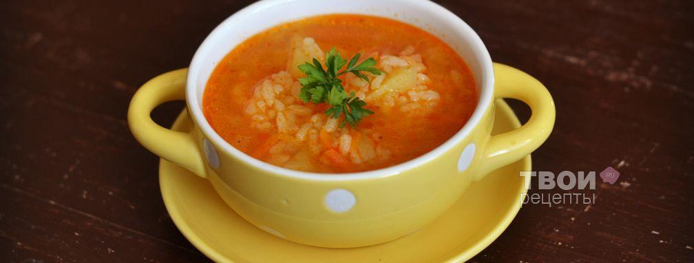Суп харчо в мультиварке - Рецепт