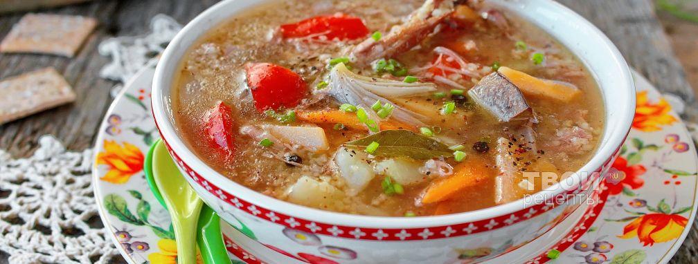 Суп полевой  - Рецепт
