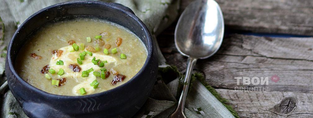 Суп с фасолью консервированной - Рецепт