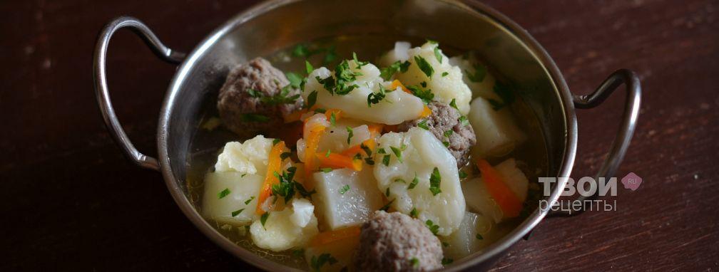 Суп с цветной капустой - Рецепт