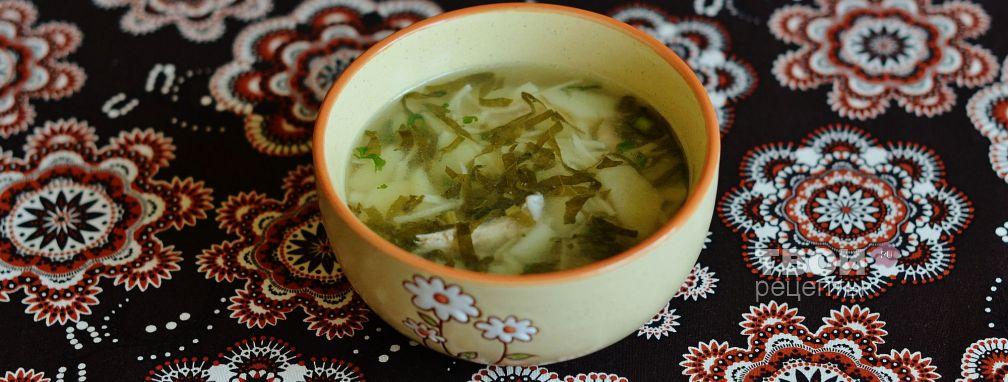 Суп со щавелем - Рецепт