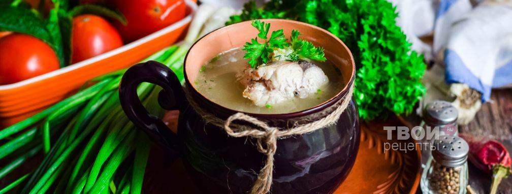 Суп со скумбрией - Рецепт