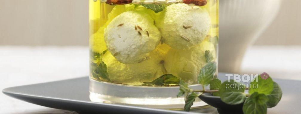 Сыр фета  - Рецепт