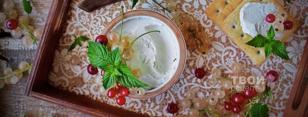 Сыр из козьего молока - Рецепт
