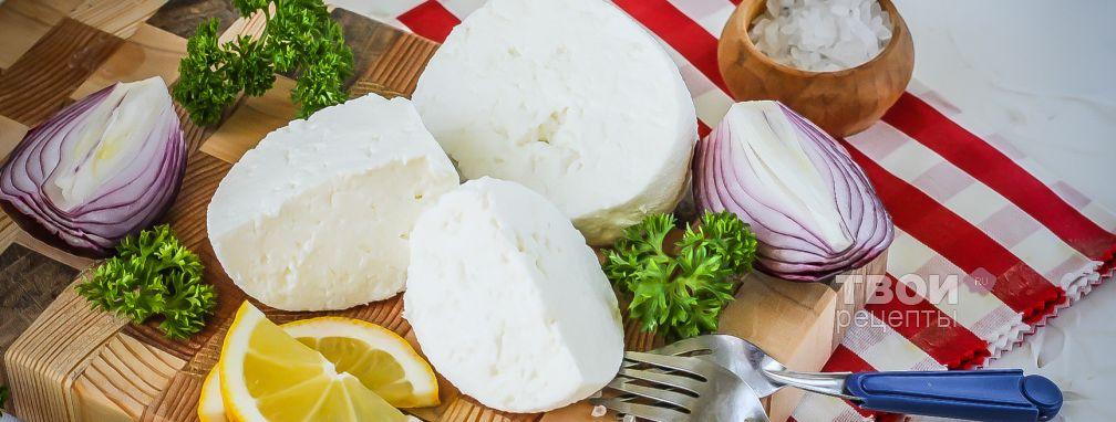 Сыр Панир - Рецепт