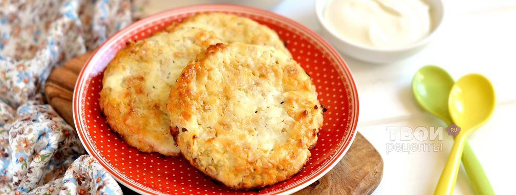 Сырники без муки - Рецепт