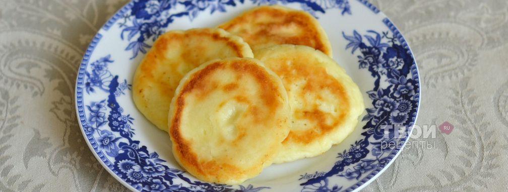 Сырники в мультиварке - Рецепт