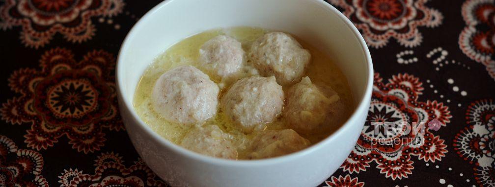 Тефтели в сливочном соусе - Рецепт