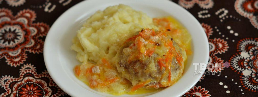 Тефтели в сметанном соусе - Рецепт