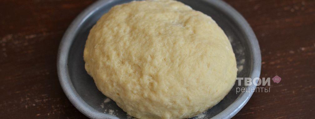 Тесто для корзиночек - Рецепт