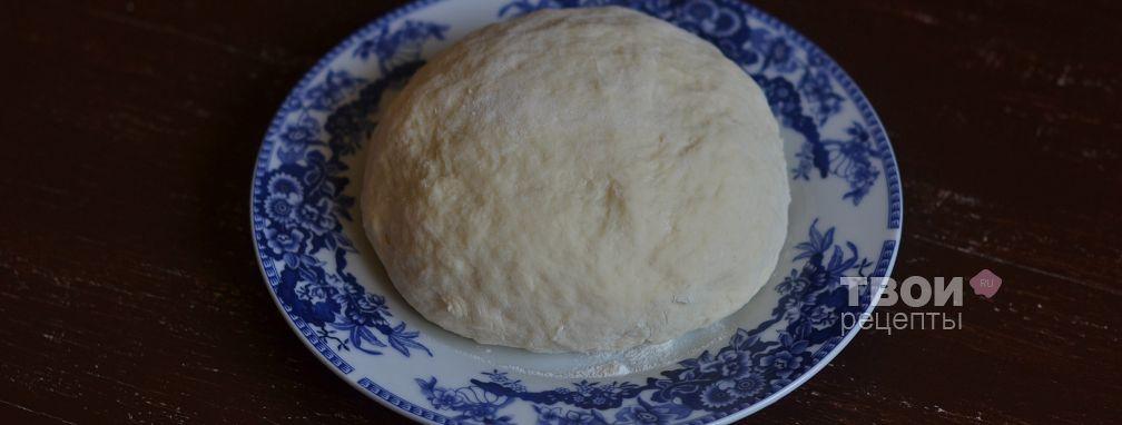 Тесто для пиццы на кефире - Рецепт