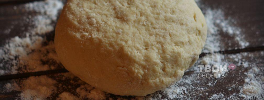 Тесто для курника - Рецепт