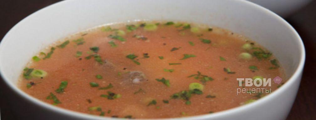 Томатный суп - Рецепт