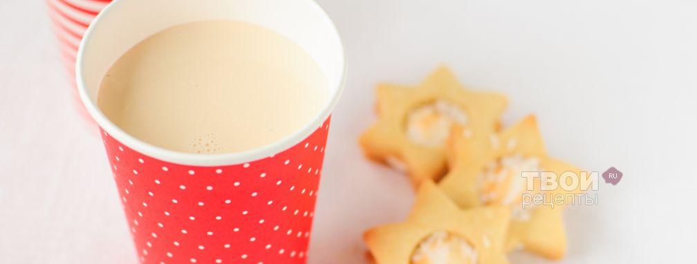 Топленое молоко в мультиварке - Рецепт