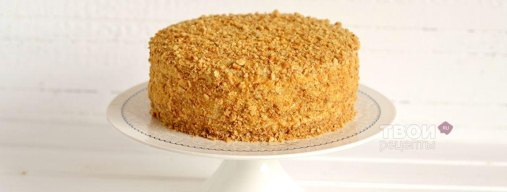 Торт Чудо - Рецепт