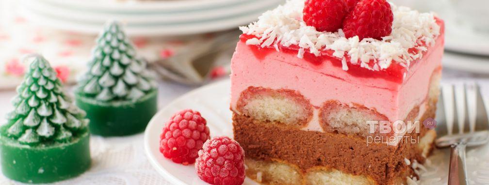 Торт из печенья - Рецепт