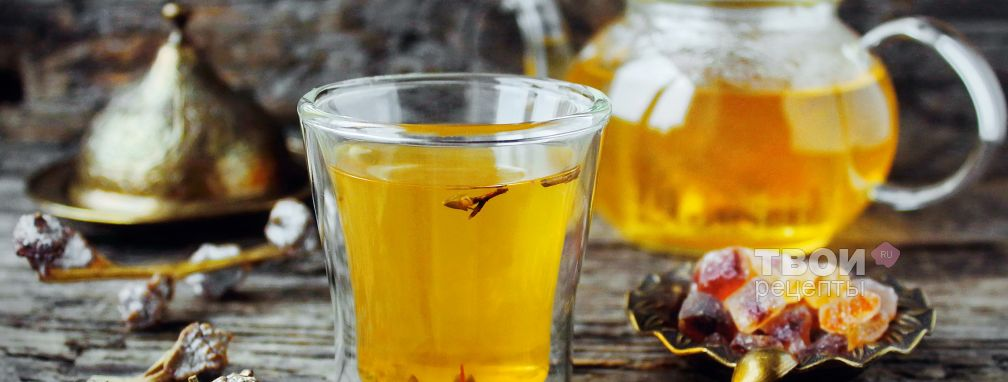 Травяной чай - Рецепт