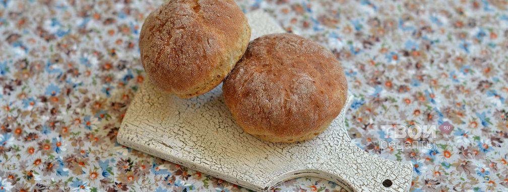 Цельнозерновые булочки - Рецепт