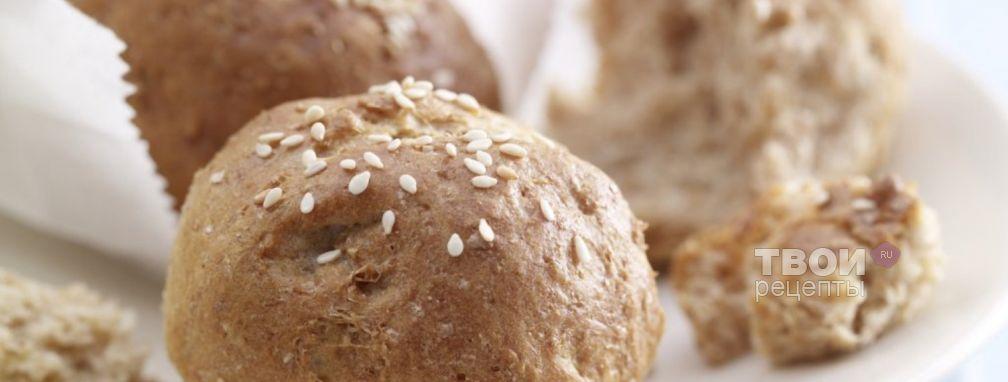 Творожные булочки - Рецепт