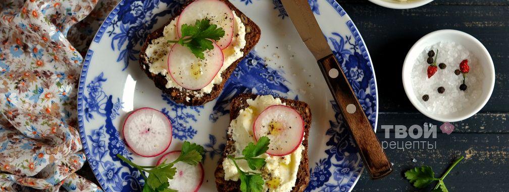 Творожный сыр - Рецепт
