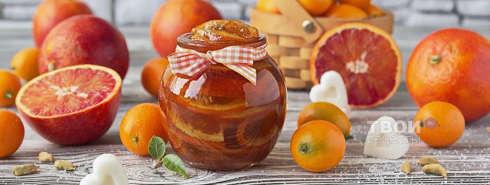 Варенье из апельсинов - Рецепт