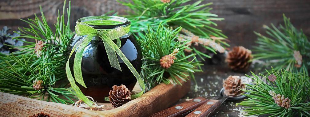 Варенье из шишек сосновых - Рецепт
