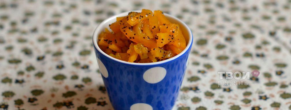 Варенье из тыквы - Рецепт