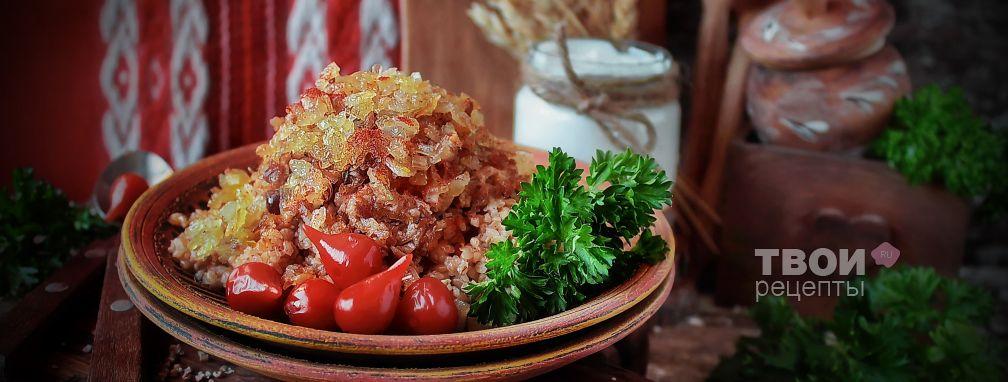 Рассыпчатая пшеничная каша - Рецепт