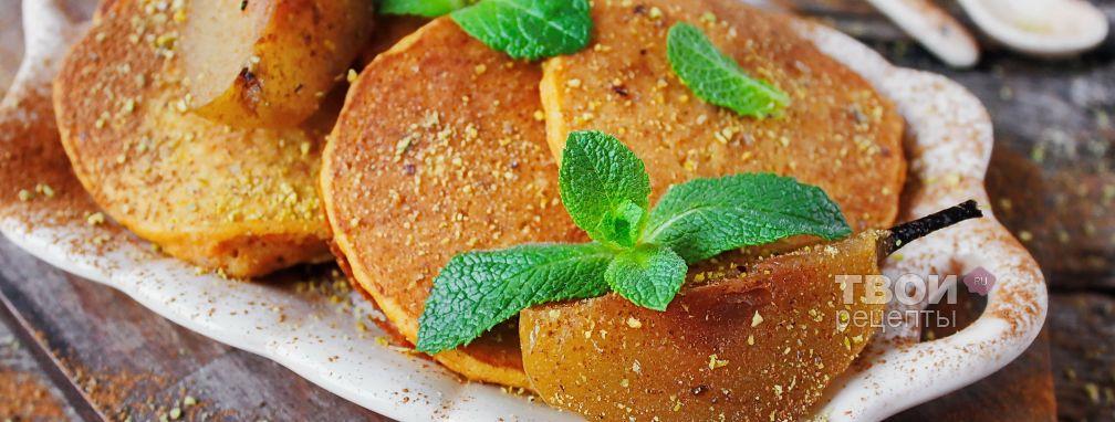 Вкусные блинчики - Рецепт