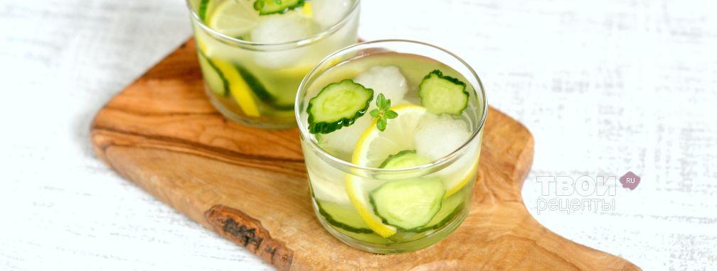 Вода сасси - Рецепт