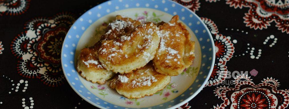 Яблоки жареные в тесте - Рецепт