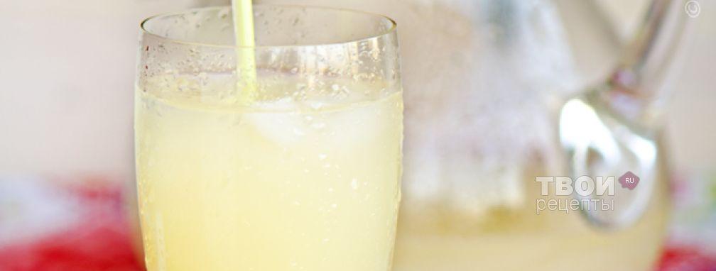 Ячменная вода - Рецепт