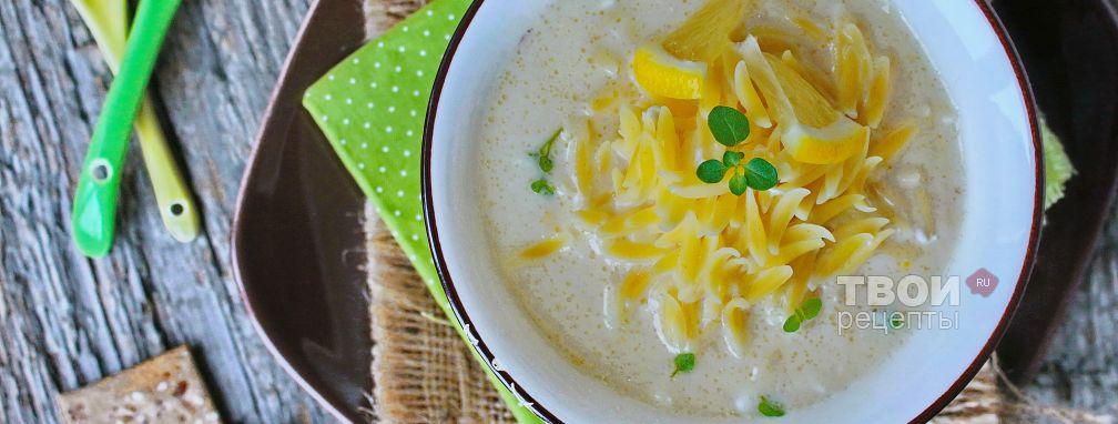 Яичный суп - Рецепт