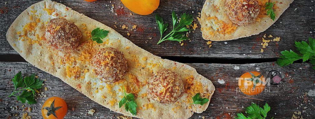 Закуска из сыра - Рецепт