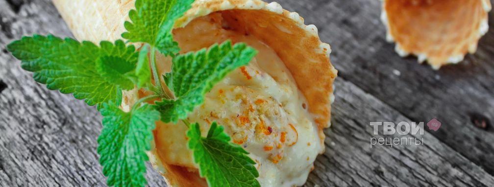Домашний замороженный йогурт - Рецепт